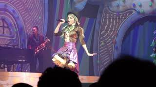 Lindsey Stirling - City National Civic - San Jose 12 20 17 Warmer in the Winter