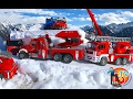 BRUDER Toys FIRE TRUCK MAN Mercedes Benz Scania Mack