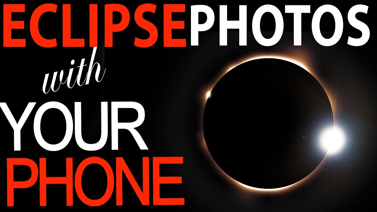 Do I need a special eclipse filter for my iPhone? We asked Apple.