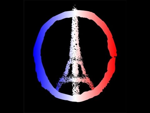 Peace Symbol for Paris ~ The REAL PAGAN meaning