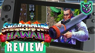 Shakedown Hawaii: Switch Review - Retro GTA! (Video Game Video Review)