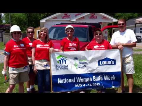 Habitat for Humanity Promotional Video Q2 2014