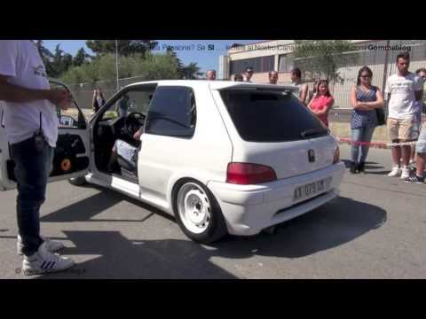 Tuning Auto - TEST EXTREME SOUND -  Fortitudo Day 2013