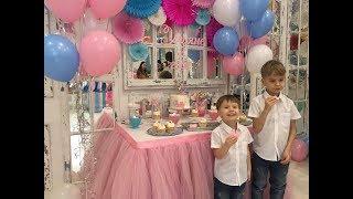 Детский День Рождения / Мыльные пузыри / Фокусы / Шоу мыльных пузырей / Балет