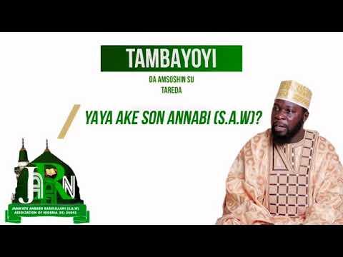 Download Shaikh Sharif Sani Janbulo H  cikin Shirin Tambaya da Amsa