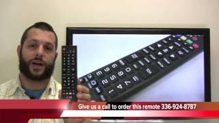 LG AKB73715608 Remote Control - www.ReplacementRemotes.com