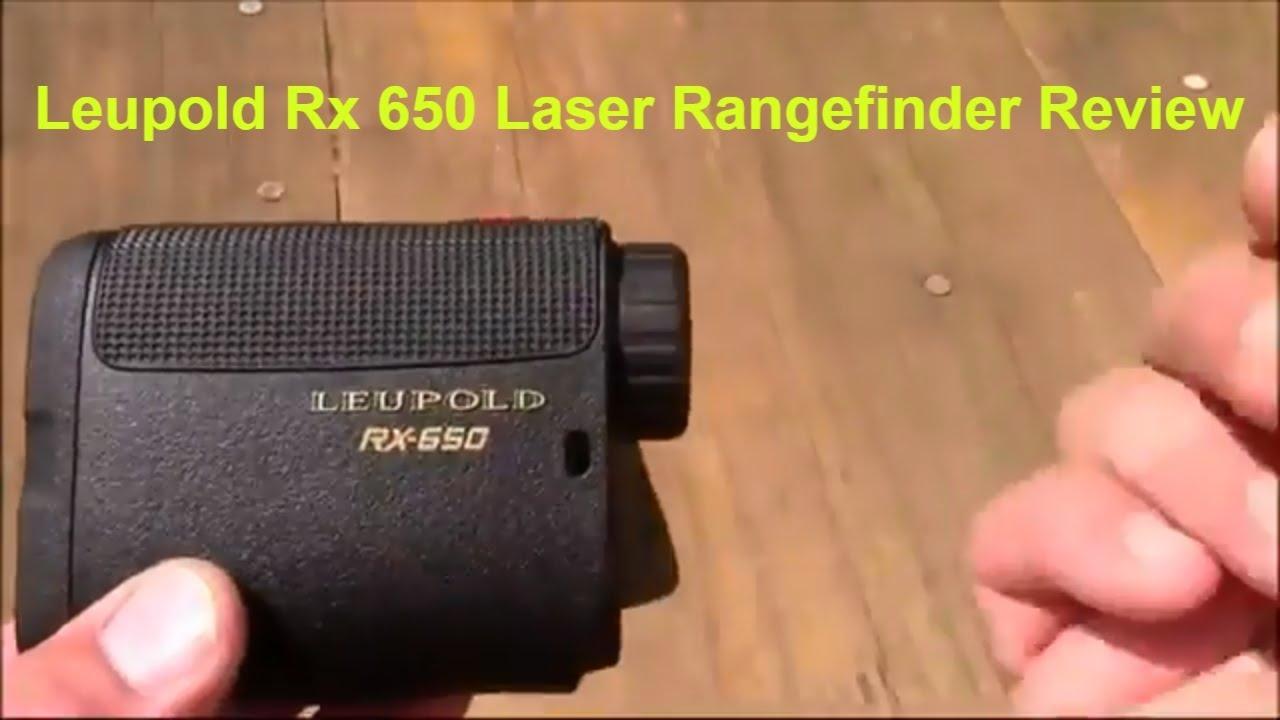 Leupold RX 650 Review on a Best Laser Rangefinder Leupold Rx 650 Rangefinder