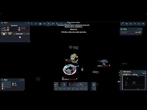 Darkorbit TR4/6 Gaddar Ömer Vs The Rex /Nob Extermination