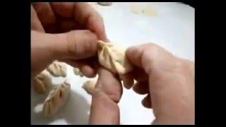 3 способа лепки красивых пельменей