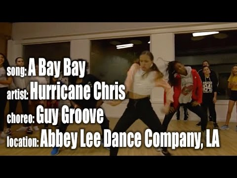 A Bay Bay by Hurricane Chris, choreo by Guy Groove, at ALDCLA