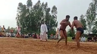 Baba frid dinanagar vs Abhinayak || Baba pehalwan win