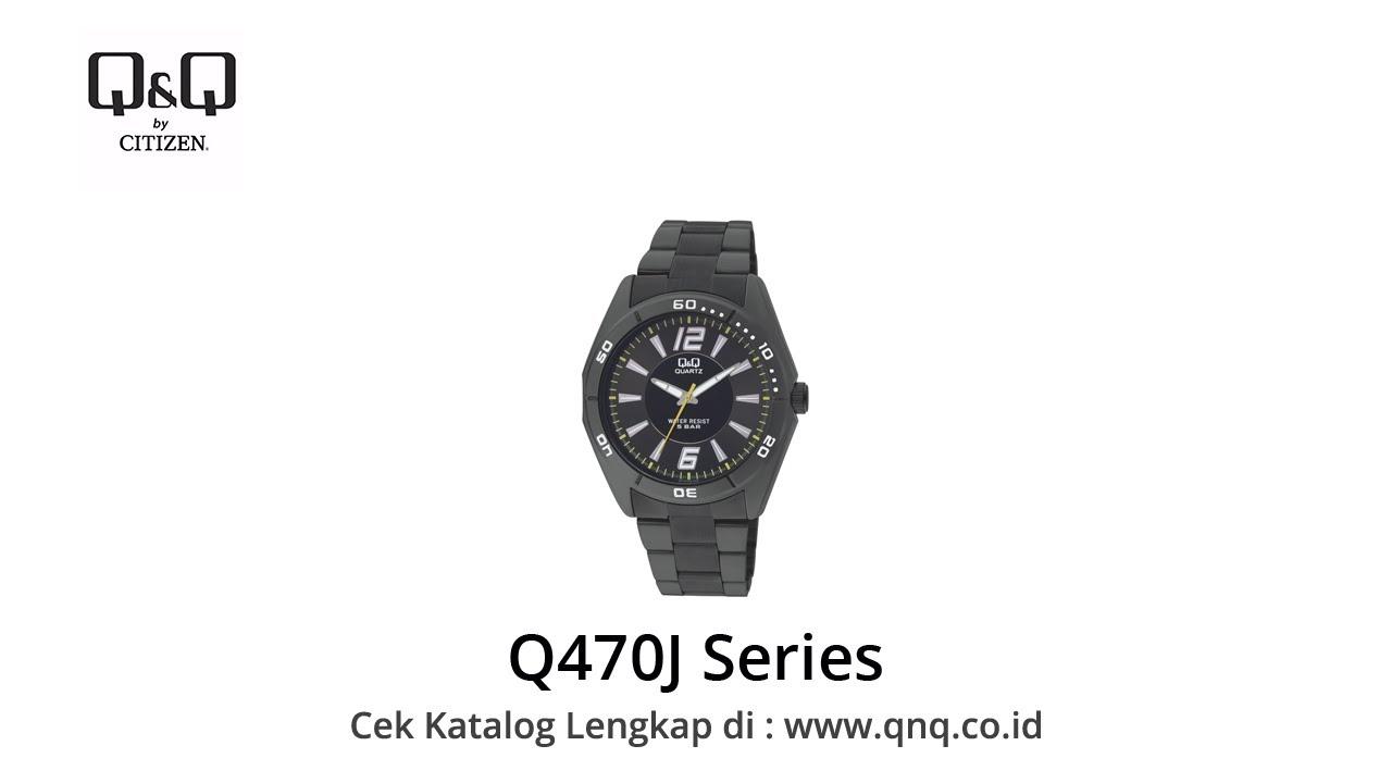 Q Q Men S Fashion Q470j Review Setting Jam Tangan Pria Analog Q Q Indonesia Youtube