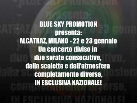 Doppio show dei Marillion a Milano, 22 e 23 gennaio 2013!