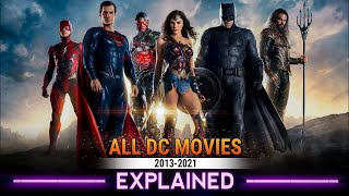 DC [Extended Universe] All Movies Watch Order Explained | In Hindi | Freely Watch |FilmiStop