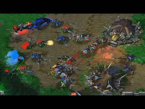 Warcraft 3: Reign of Chaos - GAMEPLAY