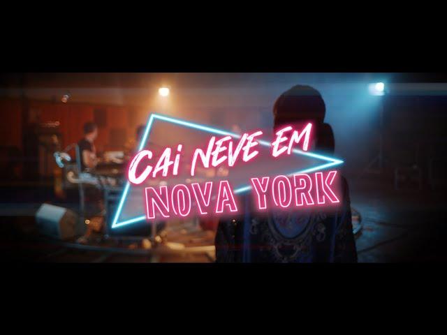 Amor Electro   Cai neve em Nova York [Official Video]