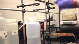 Making Wintergreen Oil From Aspirin Tablets