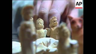Traditional Toy-making Skills Create Worldwide Demand