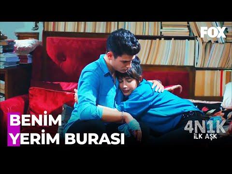 Ali, Yaprak için Barış'la KAVGA ETTİ! - 4N1K İlk Aşk 8. Bölüm