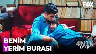 Ali, Yaprak için Barışla KAVGA ETTİ - 4N1K İlk Aşk 8. Bölüm