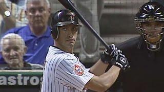 Andy Pettitte's first big league home run