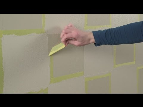 How To Paint Squares On Your Walls Sherwin Williams