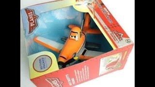 обзор на самолетик Дасти Полейполе главный герой с мультика Самолеты  Disney