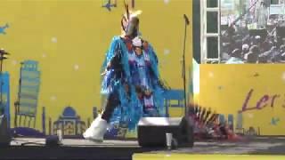 세계문화공연 에콰도르 인디언 전통춤 퍼포먼스 악기연주3…