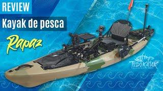 "Vídeo: Kaya de pesca ""Rapaz"""