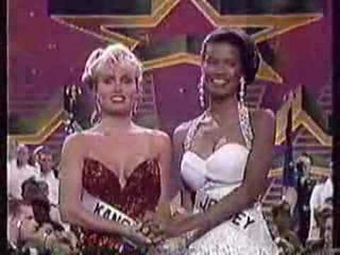 Miss USA 1991- Announcement of the Top 6Kaynak: YouTube · Süre: 2 dakika38 saniye