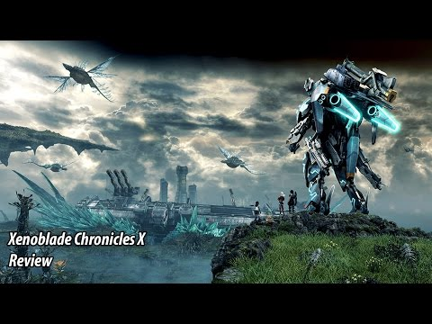 Xenoblade Chronicles X Review - Español