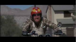 Electra Glide In Blue - Chopper Chase Scene