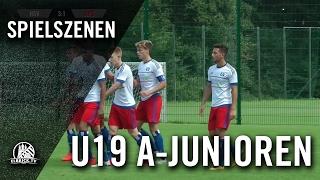 Hamburger SV U19 - Arsenal London U18 (Testspiel) - Spielszenen | ELBKICK.TV