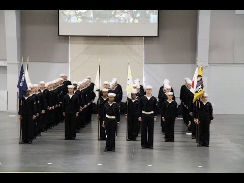 Navy Boot Camp Graduation March 31st 2017