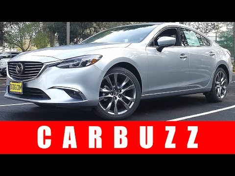 2017 Mazda 6 Unboxing The Perfect Family Sedan