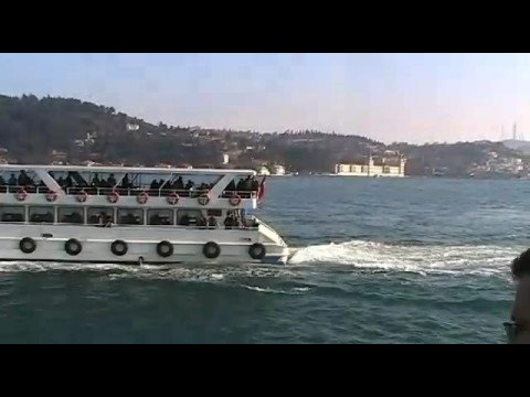 Istanbul, Turkey - Bazaar and Bosphorus - Video Episode 21