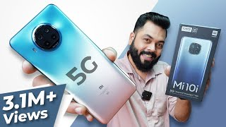 Mi 10i 5G Indian Retail Unit Unboxing And First Impressions ⚡ 108MP Camera, 5G @ Just Rs.20,999