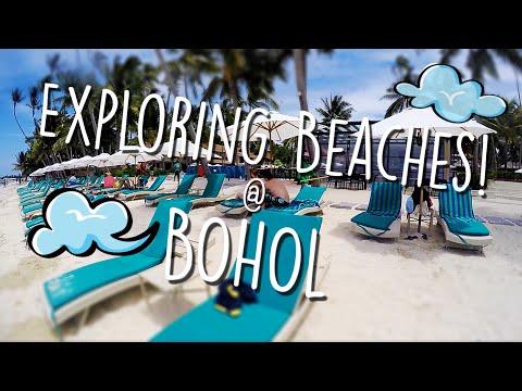 Alona Beach - Balicasag Island - Virgin Island Tour | Bohol 2016