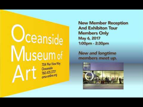 Oceanside Museum of Art- May 2017