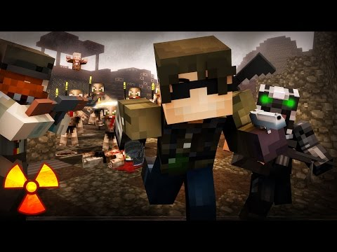 Minecraft FALLOUT! -