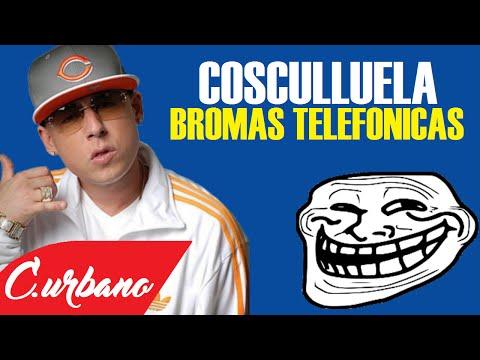 Cosculluela Haciendo Bromas Telefónicas l Reggaeton 2016