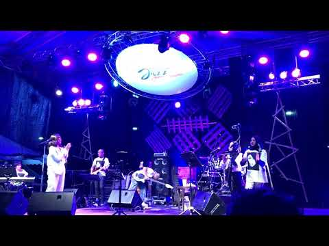 HAEL HUSAINI FT DAYANG NURFAIZAH - HARAM LIVE AT KUCHING WATERFRONT JAZZ FESTIVAL 2018