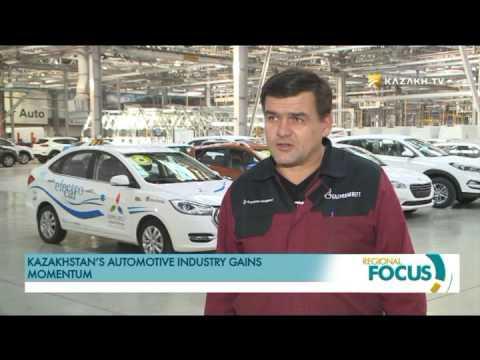 Kazakhstan's automotive industry gains momentum
