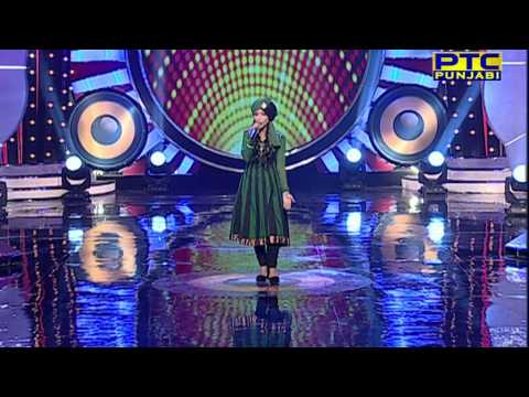 Voice Of Punjab Season 5 | Prelims 9 | Song - Allah Hoo | Contestant Navjot Kaur | Pathankot