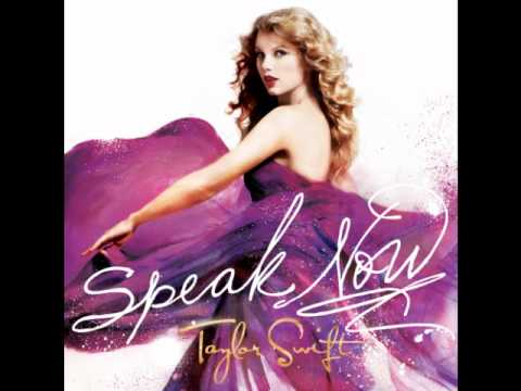 Taylor Swift - Last Kiss + Lyrics
