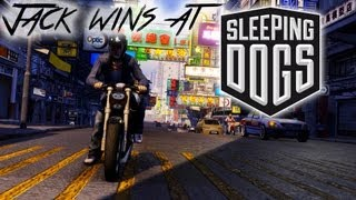 Jack wins at Sleeping Dogs | I
