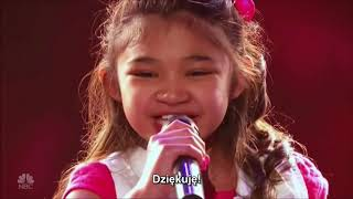 angelica Hale w piosence
