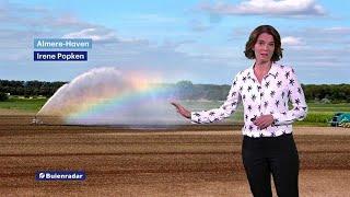 Hittegolf Nederland: 'Plaatselijk 40 graden'