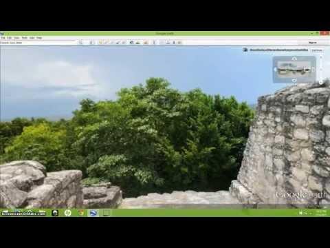 Mayan Ruins ~ Caracol, Cayo, Belize
