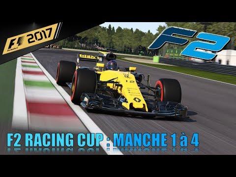F2 Racing Cup - Manche 1-2-3-4 - J.L Racing